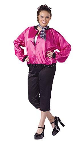Pink T-Bird Sweetie Adult Costume - Plus Size 1X/2X