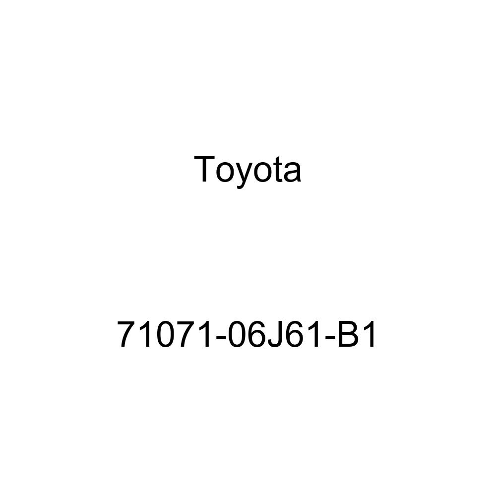 TOYOTA Genuine 71071-06J61-B1 Seat Cushion Cover
