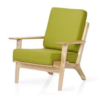 amazon ハンス j ウェグナー ge290 easy chair イージーチェア 1p