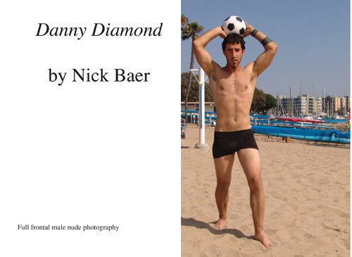 nude Danny diamond