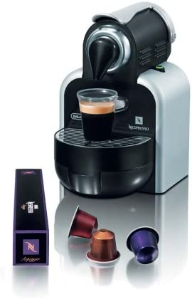 Nespresso Essenza EN95M DeLonghi - Cafetera monodosis (19 bares ...