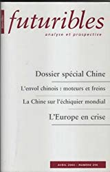 Futuribles, N° 296, Avril 2004 : Dossier spécial Chine