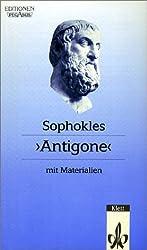 Antigone. Mit Materialien. (Lernmaterialien)