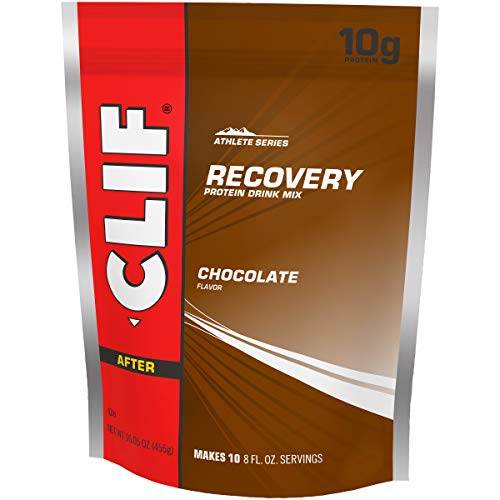 Clif Recovery Protein Drink - Chocolate - (16.05 Ounce, 1 Pouch) (Best High Protein Drinks)