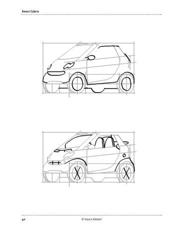 Einfach Autos Zeichnen Schritt Für Schritt Zu Perfekten Motiven