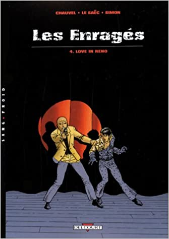 Livre Les enragés, tome 4. Love In Reno epub pdf