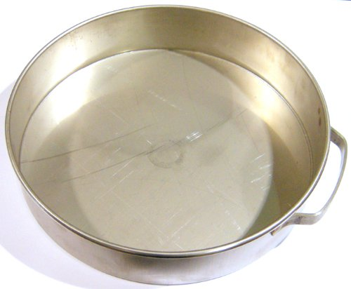 Stainless Steel Replacement Pan for Dutchess Dough Divider