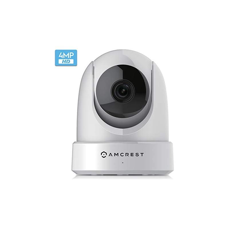 Amcrest 4MP UltraHD Indoor WiFi Camera,