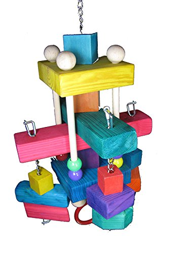 Mighty Bird Toys Extreme Caged Fury by Mighty Bird Toys
