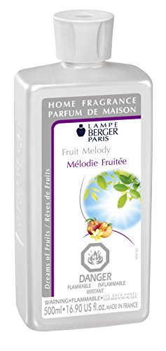 Lampe Berger Fragrance - Fruit Melody, 500ml/16.9 fl.oz. by Lampe Berger