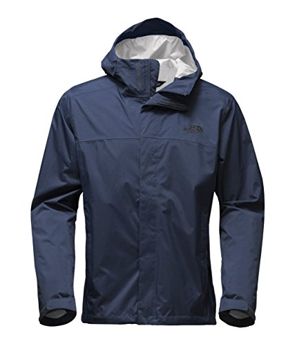 The North Face Men's Venture 2 Jacket Shady Blue/Shady Blue Large