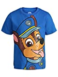 Paw Patrol Toddler Boys 4 Pack T-Shirts Marshall