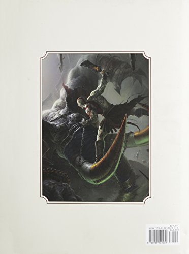Image of The Art of God of War: Ascension