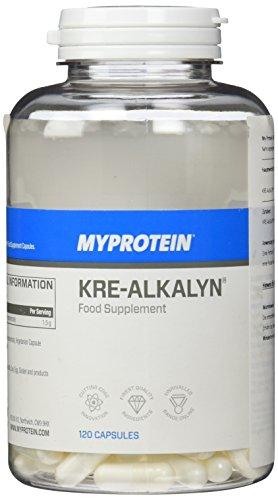 Myprotein Kre-Alkalyn  120 Caps, 1er Pack (1 x 90 g)