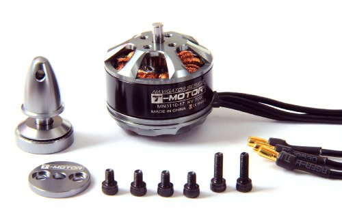 T-MOTOR MN3110 KV700 High-Performance Brushless Electric Motor for Multi-Rotor Aircraft (Electric Motors Aircraft)