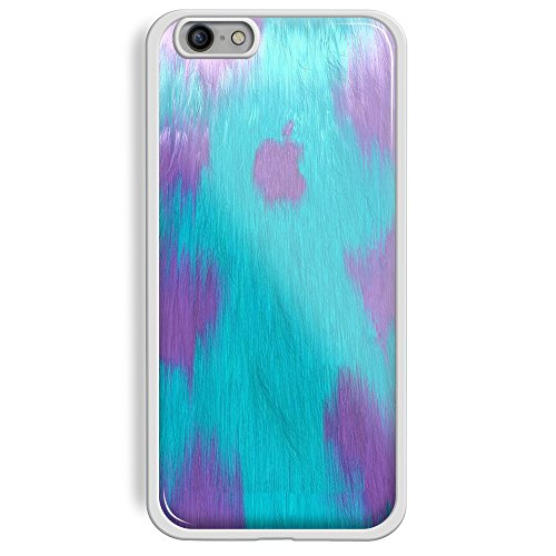 Sulley From Monster's for iPhone 6/6s White case (S4 Case Monster Inc compare prices)