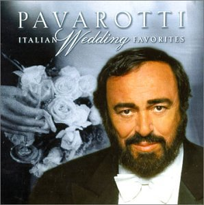 Italian Wedding Favorites