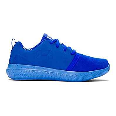 Under Armour Men S Ua Charged   Low Suede Shoes