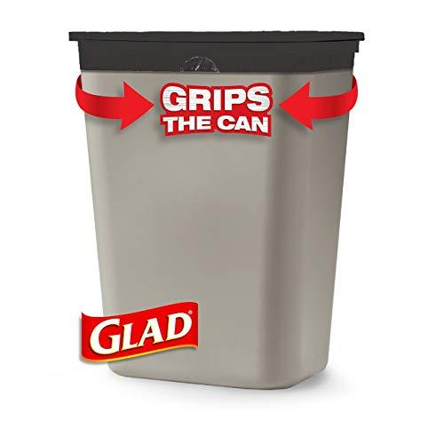 Glad Kitchen Pro Kitchen Bags, Drawstring, Fresh Clean, Febreze Freshness, Large, 30Count