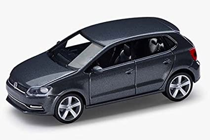 Amazon.es: Volkswagen Polo GP gris metalizado 1: 87 – 6 C1099301d7r