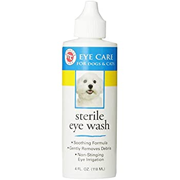 Amazon Com Miracle Care Eye Clear Sterile Eye Wash 4