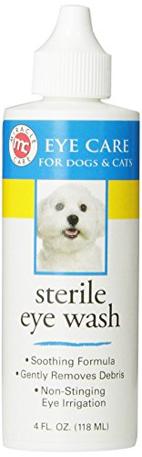 Miracle Care Eye Clear Sterile Eye Wash, 4-Ounce by Miracle Care