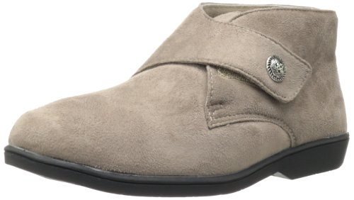 Propet Sonia - Casual - Women's Taupe Velour