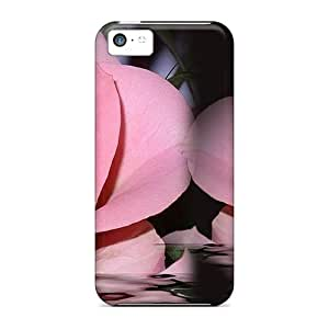 [LzdsNpo8017TfSZM]premium Phone Case For HTC One M7 Cover Floating Roses PC Case Cover