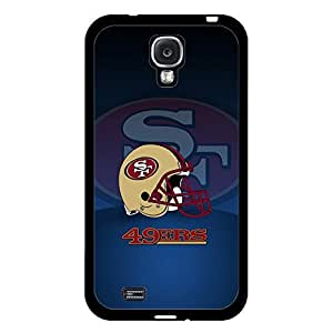 Samsung Galaxy S4 case Artwork San Francisco 49ers NFL Football Team Logo Team Logo Sports for Men Design Hard Phone Accessories Protective Case Cover for Samsung Galaxy S4