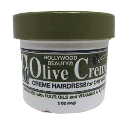Hollywood Beauty Olive Cream, 2 Ounce