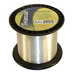 Seaguar Invizx Fluorocarbon 1000 Yard Fishing Line (12-pound)