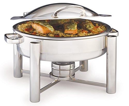 DW Haber 2 Gallon Tempo Round Chafing Dish