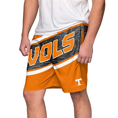 FOCO NCAA Tennessee Volunteers Mens Big Wordmark Swim Suit TrunksBig Wordmark Swim Suit Trunks, Team Color, ()