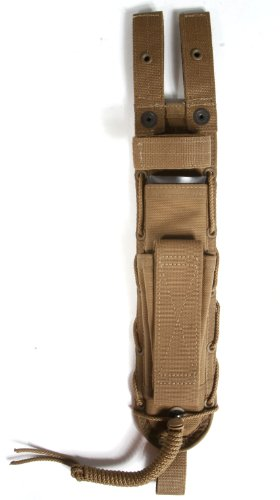 Spec.-Ops. Brand Combat Master Knife Sheath 8- Inch Blade Long
