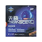 729 Cream Transcend Table Tennis Rubber