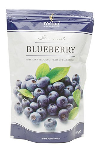 Rostaa 1 Blueberry Sweet And Delicius, 150G