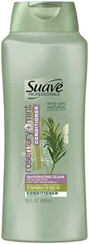 Suave Professionals Conditioner, Rosemary + Mint 28 oz