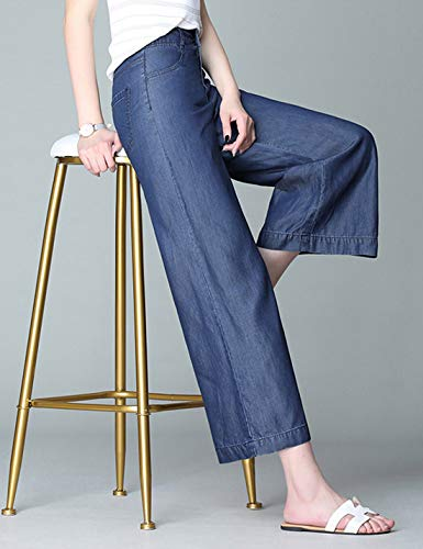 Buy tencel capris for women