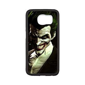Custom Joker Desgin High Quality TPU Case Cover Unique Durable Hard Plastic Case Cover for Samsung Galaxy S6