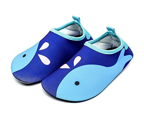 Himal Kids Water Shoes Boys Girls Toddlers Water Shoes Water Proof Socks Beach Shoes For Beach Sporting Swimming
