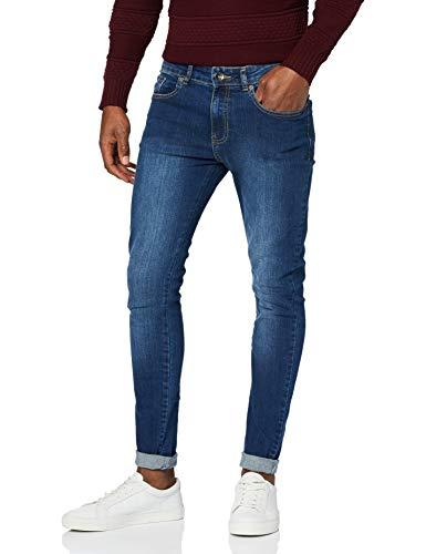 Enzo Men's Skinny Jeans