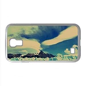Glaciar Perito Moreno Watercolor style Cover Samsung Galaxy S4 I9500 Case (Argentina Watercolor style Cover Samsung Galaxy S4 I9500 Case) by icecream design