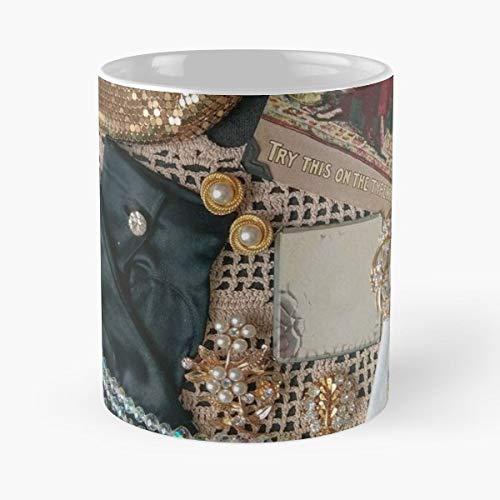 (Whiting And Davis Vintage Metal Mesh Purse Gold Tone - Best Gift Ceramic Coffee Mugs)