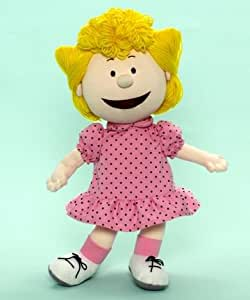 "Alexander Dolls 14"" Sally Cloth Doll - The Peanuts Gang Collection - Play Alexander Collection"