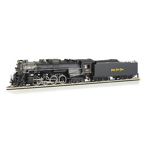 Bachmann Trains 2-8-4 Berkshire Nickel Plate 765 - Rail Fan Version