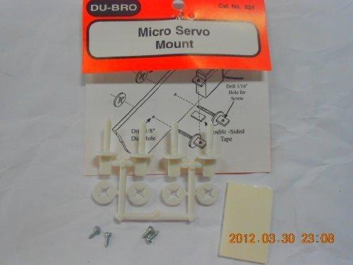 (Dubro 924 Micro Servo Mount (2) )