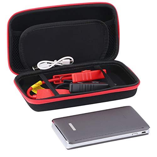 CNluca 30000 mAh Paquete de Arranque para automóvil portátil Amplificador LED Cargador Banco de energía de la batería...
