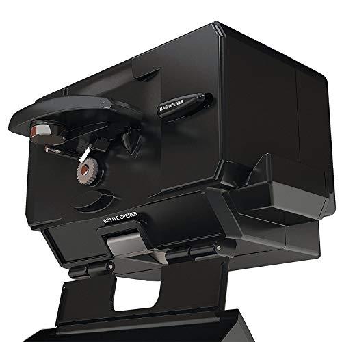 Opener Multi-Purpose Under Cabinet Kitchen Spacemaker Gadget Black ()