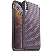 OtterBox Clear Pattern Design Case for iPhone Xs Max - PASSION BERRY (TRANSLUCENT NIGHT PURPLE)