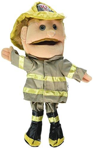 Fireman Hand Puppet - Sunny Toys 14